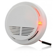 AW-SSD701-AB 9V DC And 220V AC Standalone Photoelectric Smoke Detector